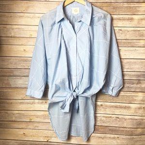 Maeve flowy Shirt